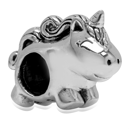 unicorn pandora charm