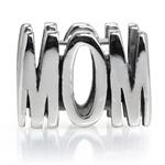 925 Sterling Silver MOM European C...