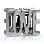 925 Sterling Silver LOVE FILIGREE ...
