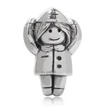 925 Sterling Silver NURSE European...