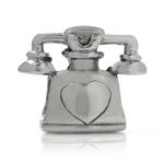 925 Sterling Silver LANDLINE PHONE...