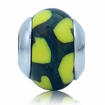 Murano Glass Sterling Silver Charm...