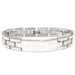 Costume Jewelry Stainless Steel Tennis Bracelet