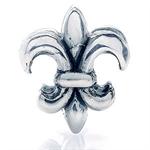 925 Sterling Silver FLEUR DE LIS T...