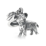 925 Sterling Silver Chihuahua Dog ...