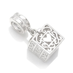 925 Sterling Silver LIVE LOVE Open...
