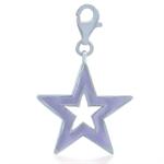 AUTH Nagara Purple Enamel Trendy S...