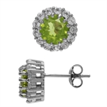 2.68ct. Natural Peridot & Topaz Go...