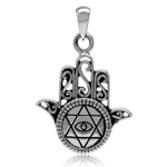 925 Sterling Silver Star of David ...