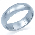 6MM Solid 925 Sterling Silver Band...