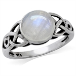 8MM Natural Round Shape Moonstone ...