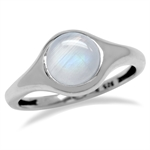 June's Birthstone Natural Moonston...