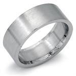 Unisex 7MM Stainless Steel Wedding...