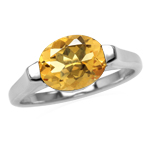 2.34ct. 10x8MM Natural Oval Shape ...