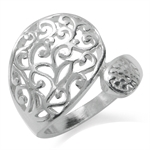 925 Sterling Silver VICTORIAN STYL...