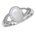 9x7MM Natural Oval Shape Moonstone...